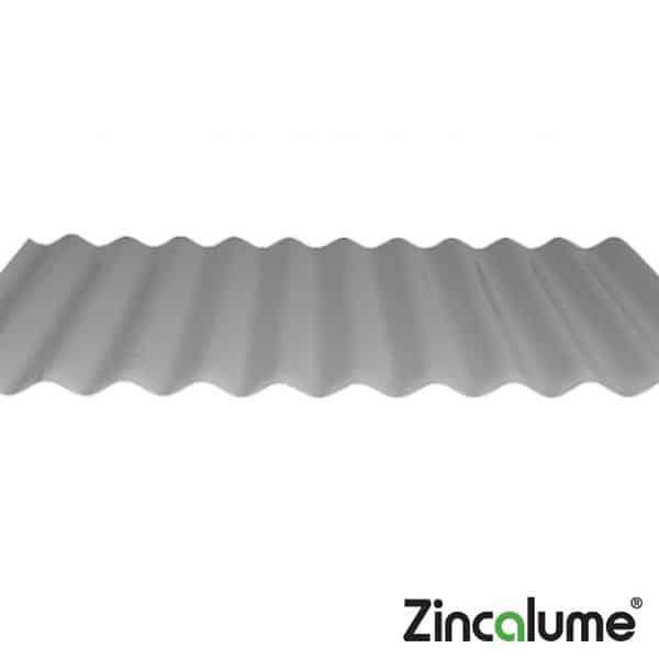 corrigated zinc