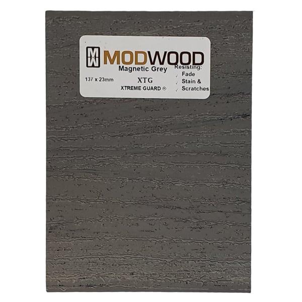 modwood magnetic grey back